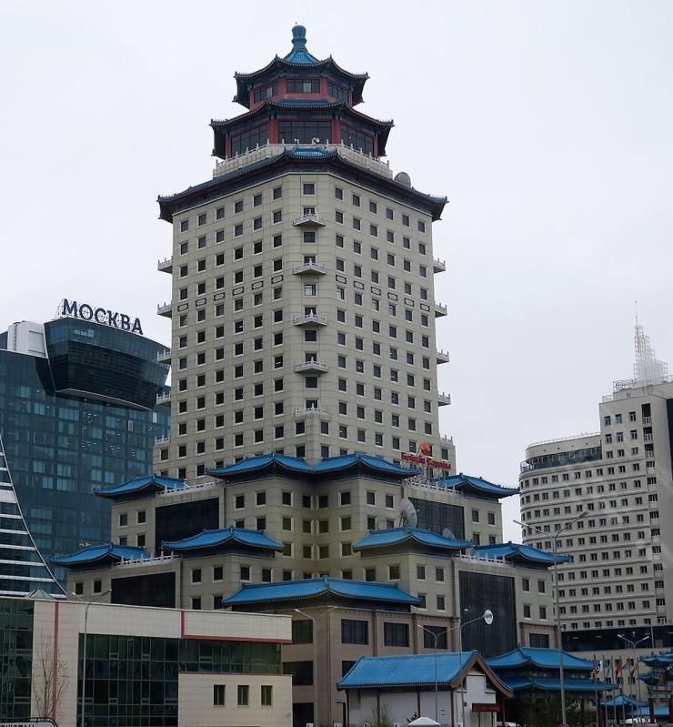 kiinalainen rakennus kalle